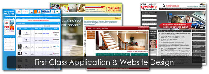 Application & Website Design In South London & Kent