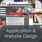 Application and Website Design